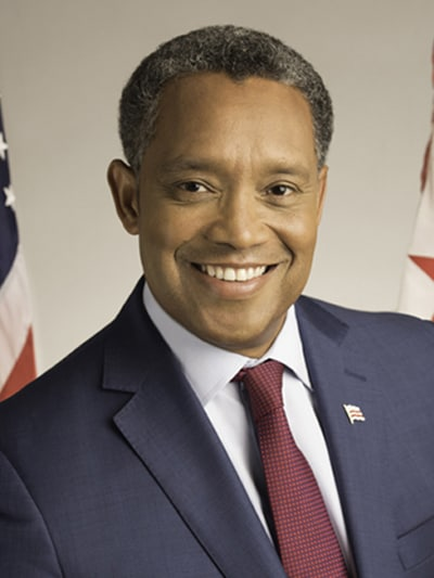 District of Columbia Attorney General Karl Racine