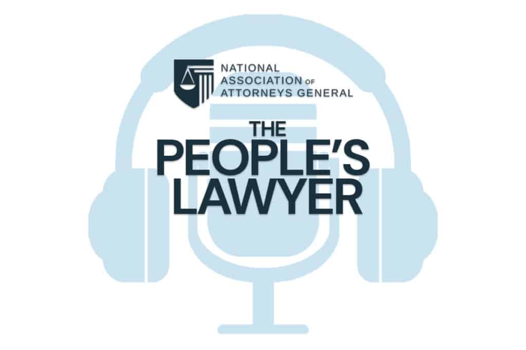 The People's Lawyer podcast Cover Art