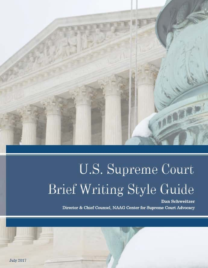 cover-us-supreme-court-brief-writing-style-guide